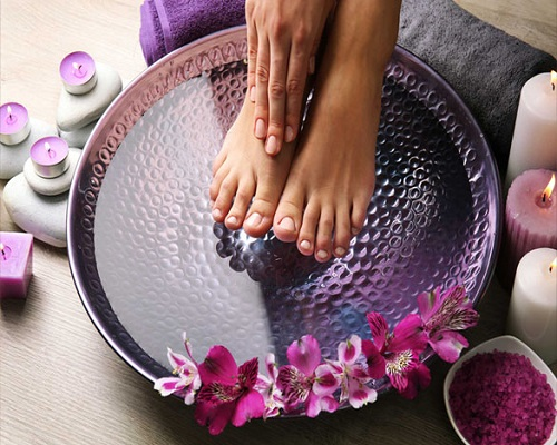 Reflexology Foot Spa
