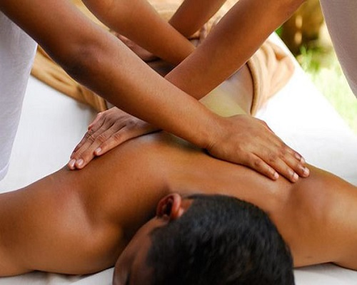Four Hands Massage in Dubai